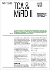 Thumbnail image of MiFID & TCA White Paper