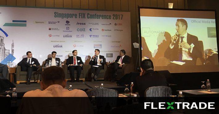 Singapore FIX Conference 2017 Recap